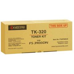 Kyocera laser FS-3900DN toner TK320 BK