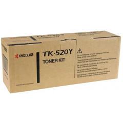 Kyocera col laser FS-C5015N toner TK520 YE