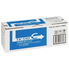 Kyocera col laser FS-C2026 toner TK590 CY