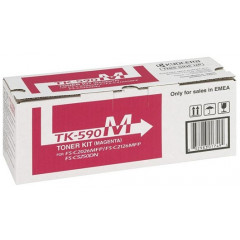 Kyocera col laser FS-C2026 toner TK590 MAG