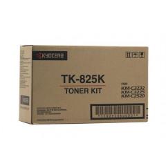 Kyocera col laser KM-C2520 toner TK825C BK