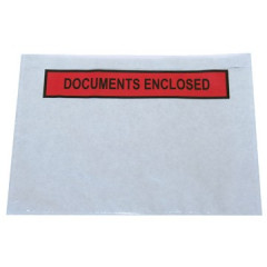 Packing list 225x165mm documents enclosed (1000)