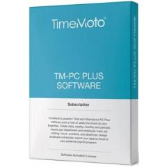 Software Safescan TimeMoto Pc Plus voor tijdsregistratiesystemen vanaf 25 personen