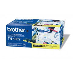 Toner Brother Color Laser TN-130 HL-4040CN 1.500 pag. YEL