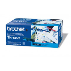 Toner Brother Color Laser TN-135 HL-4040CN 4.000 pag. CY