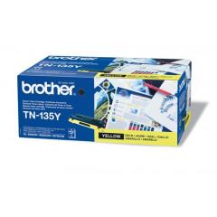 Toner Brother Color Laser TN-135 HL-4040CN 4.000 pag. YEL
