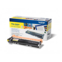 Toner Brother Color Laser TN-230 HL-3040CN 1.400 pag. YEL