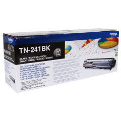 Toner Brother Color Laser TN-241 HL-3140CW 2.500 pag. BK