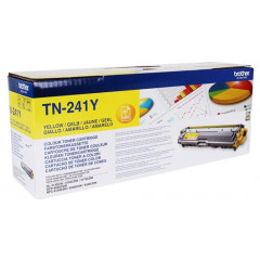 Toner Brother Color Laser TN-241 HL-3140CW 1.400 pag. YEL