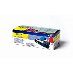 Toner Brother Color Laser TN-325 HL-4140CN 3.500 pag. YEL