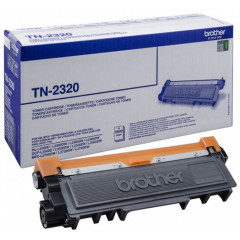 Toner Brother Mono Laser TN2320 HL-L2300D 2.600 pag.