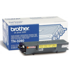 Toner Brother Mono Laser TN3280 DCP-8070D 8.000 pag.