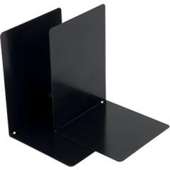 Boekensteun V-Part metaal zwart (2)