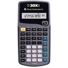 Wetenschappelijke rekenmachine Texas TI-30XA