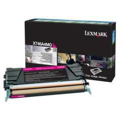 Toner Lexmark Color Laser X746A1MG X746de 7.000 pag. MAG