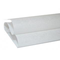 Patroonpapier rol 100cm 25gr zijde wit