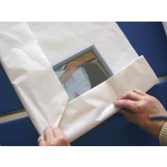 Zijdepapier 750x500mm 22g wit (1000)